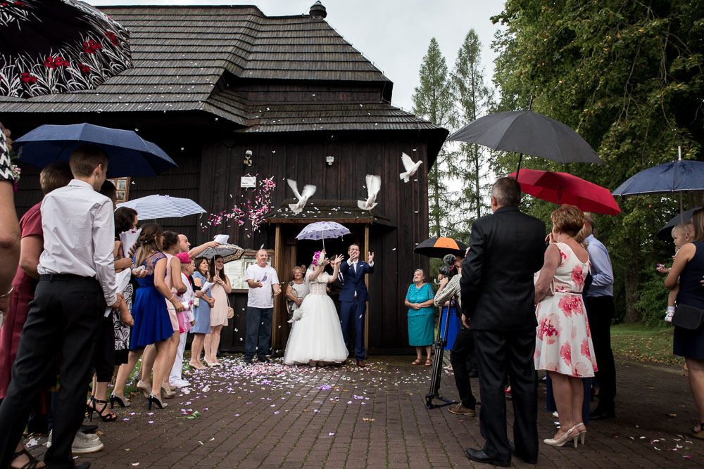 fotografia ślubna Podkarpacie
