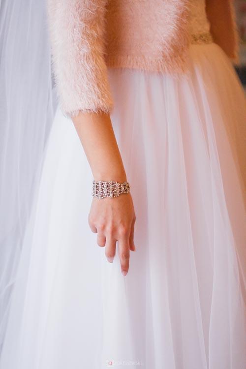 przygotowania ślubne w listopadzie