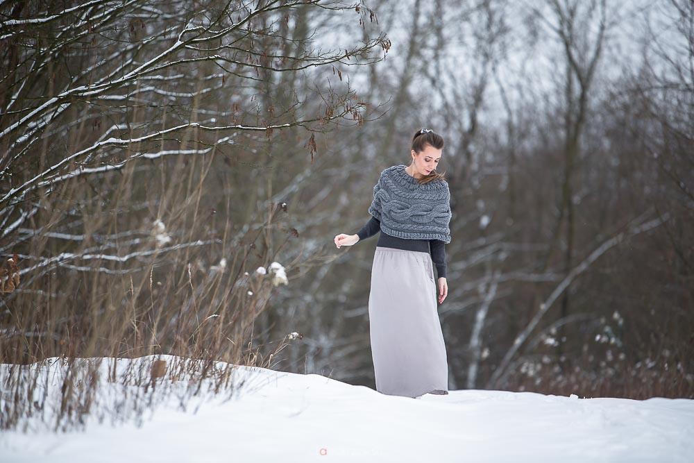 Zimowa sesja, tarnobrzg